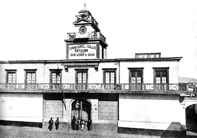 História de Lima: eventos mais importantes 1
