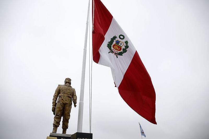 15 heróis civis e militares do Peru 5