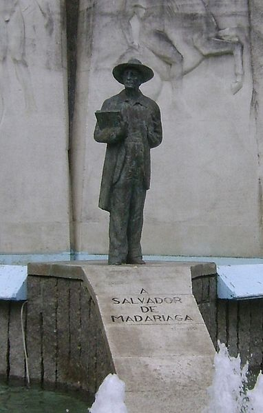 Salvador de Madariaga: biografia, estilo, obras e frases 2