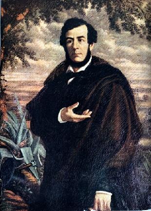 Esteban Echeverría: biografia, estilo, obras, frases 1