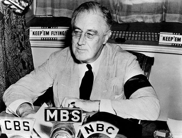 Franklin D. Roosevelt: biografia, presidência e fatos 10