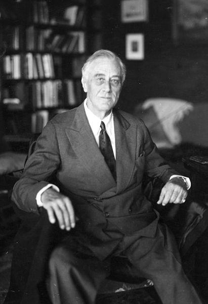Franklin D. Roosevelt: biografia, presidência e fatos 12