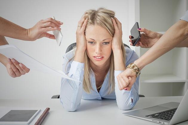 Fatores de risco psicossocial no trabalho 38