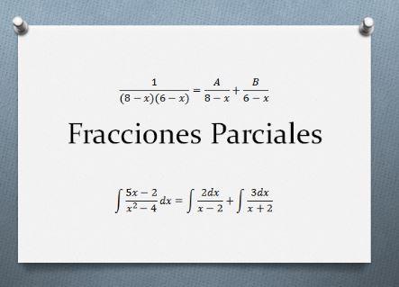 Frações Parciais: Casos e Exemplos 1