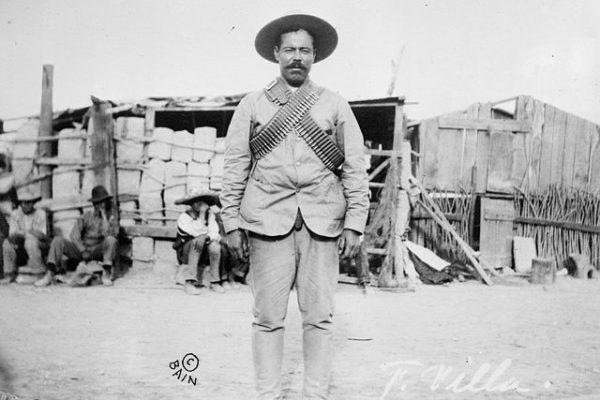 Francisco Villa (Pancho Villa): Biografia 1