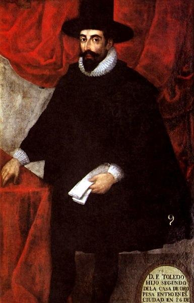 Francisco de Toledo: biografia e obras 1