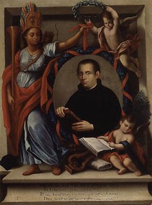 Francisco Javier Alegre: biografia e obras 2