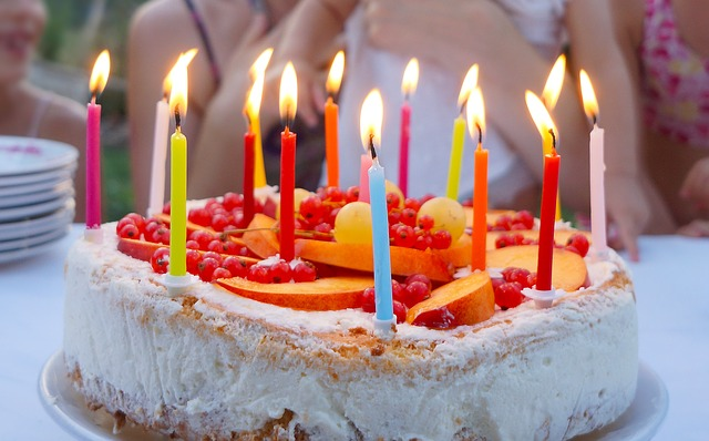 Feliz aniversário de 40 anos: frases para se dedicar 1