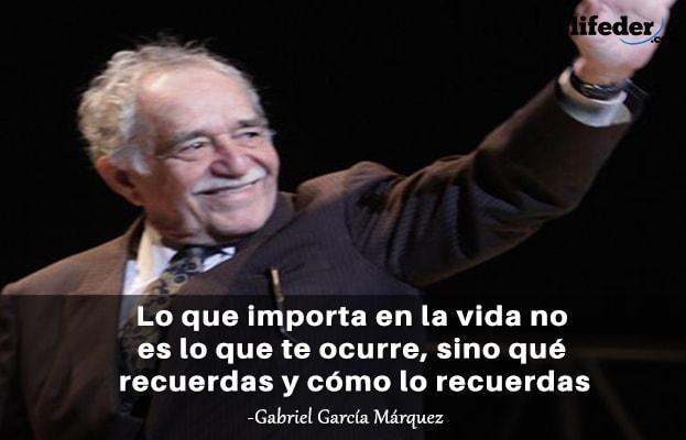As 100 melhores frases de Gabriel García Márquez [Imagens] 1
