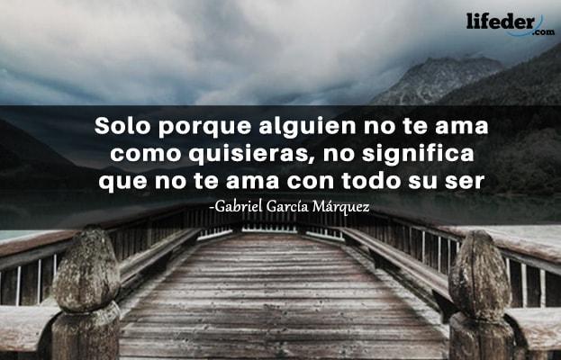 As 100 melhores frases de Gabriel García Márquez [Imagens] 12