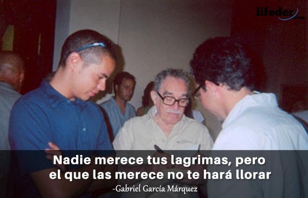 As 100 melhores frases de Gabriel García Márquez [Imagens] 2