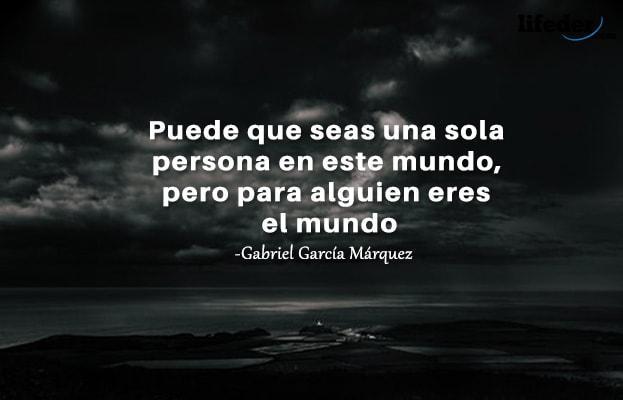 As 100 melhores frases de Gabriel García Márquez [Imagens] 8
