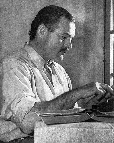 As 80 melhores frases de Ernest Hemingway 1