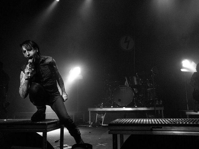 As 71 melhores citações de Marilyn Manson 1