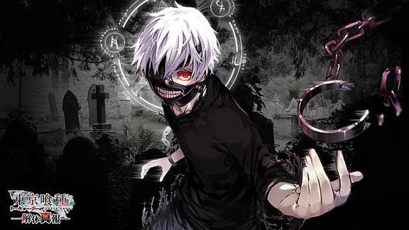 As 67 melhores frases de Ghoul de Tóquio 1