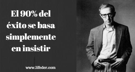 As 100 melhores citações de Woody Allen 1