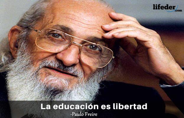 As 100 melhores frases de Paulo Freire 2