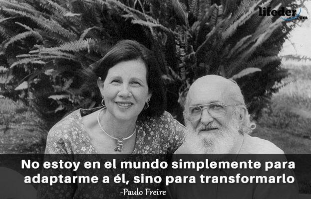 As 100 melhores frases de Paulo Freire 11