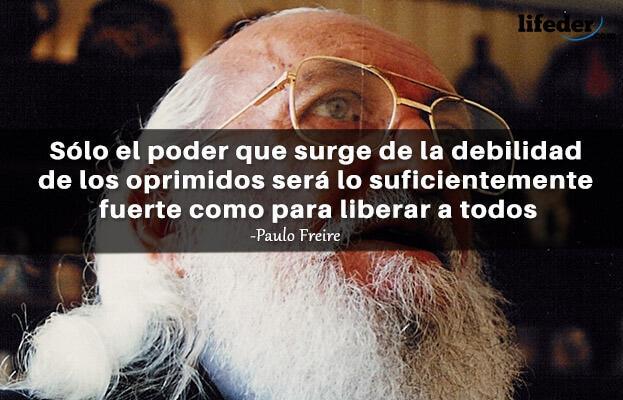 As 100 melhores frases de Paulo Freire 15