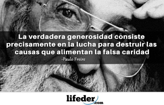 As 100 melhores frases de Paulo Freire 16
