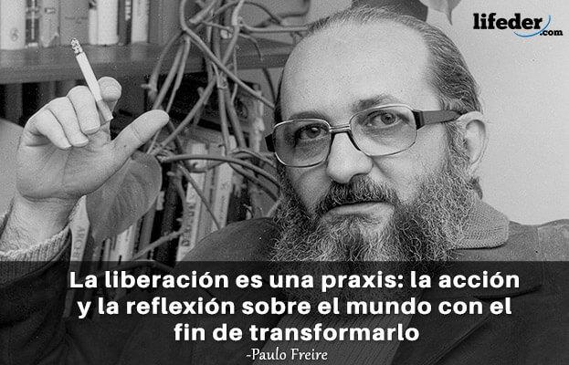 As 100 melhores frases de Paulo Freire 17
