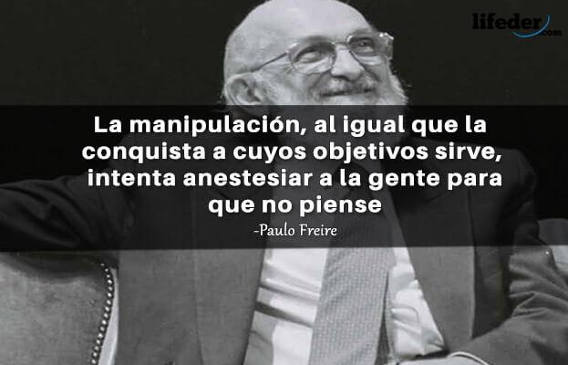 As 100 melhores frases de Paulo Freire 18
