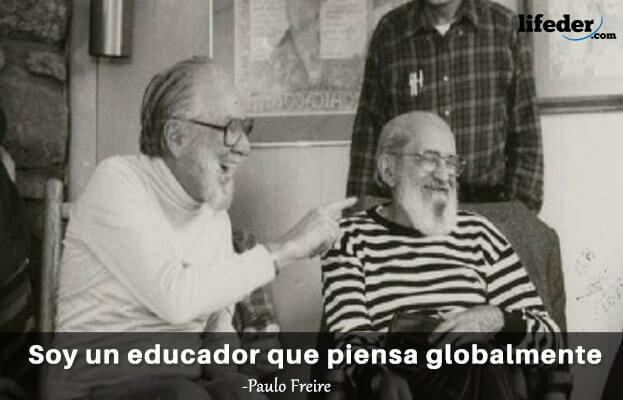 As 100 melhores frases de Paulo Freire 3