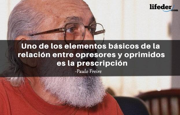 As 100 melhores frases de Paulo Freire 21