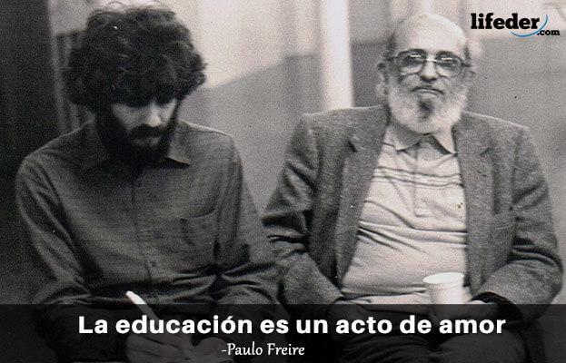 As 100 melhores frases de Paulo Freire 4