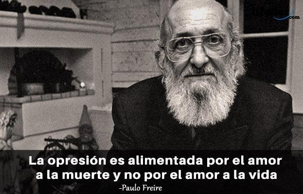 As 100 melhores frases de Paulo Freire 6