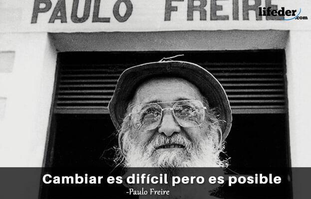 As 100 melhores frases de Paulo Freire 7