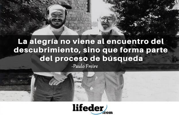 As 100 melhores frases de Paulo Freire 8
