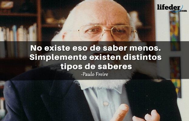 As 100 melhores frases de Paulo Freire 9