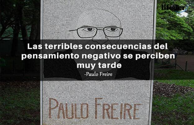 As 100 melhores frases de Paulo Freire 10