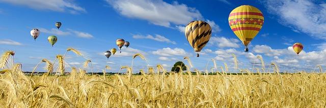 Balão de ar quente: história, características, peças, como funciona 1