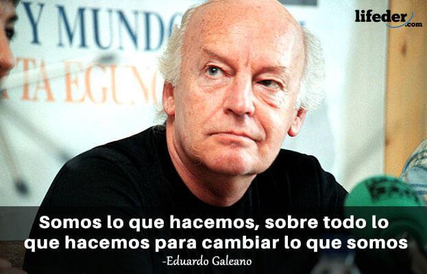 As 85 melhores frases de Eduardo Galeano 1
