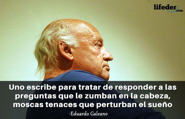 As 85 melhores frases de Eduardo Galeano 10