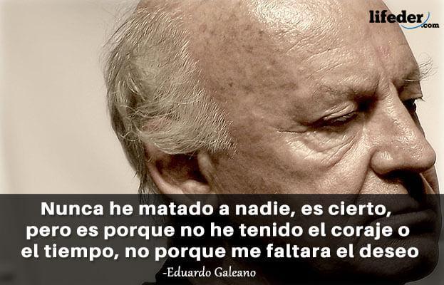 As 85 melhores frases de Eduardo Galeano 12