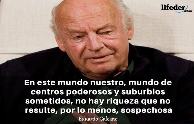 As 85 melhores frases de Eduardo Galeano 20