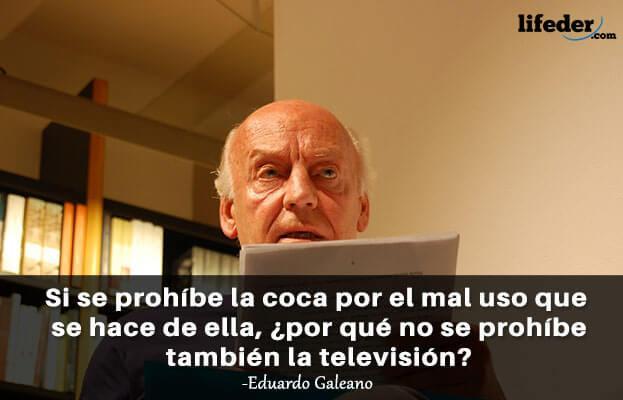As 85 melhores frases de Eduardo Galeano 5