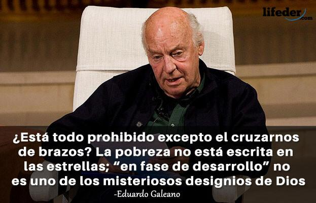 As 85 melhores frases de Eduardo Galeano 6