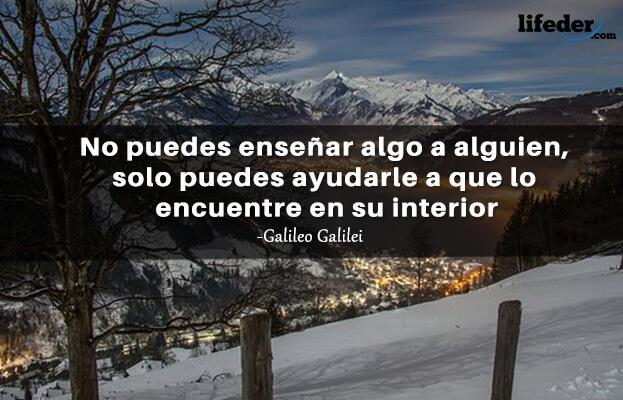 As 33 melhores frases de Galileu Galilei [com imagens] 15
