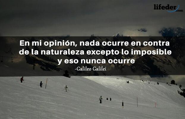 As 33 melhores frases de Galileu Galilei [com imagens] 7