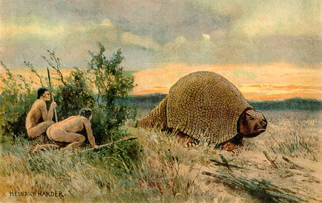 Paleolítico: estágios, características, ferramentas, economia 6