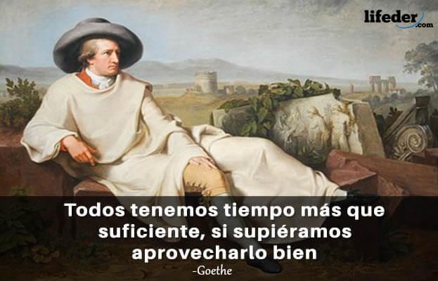 As 100 melhores frases de Johann Wolfgang von Goethe 11