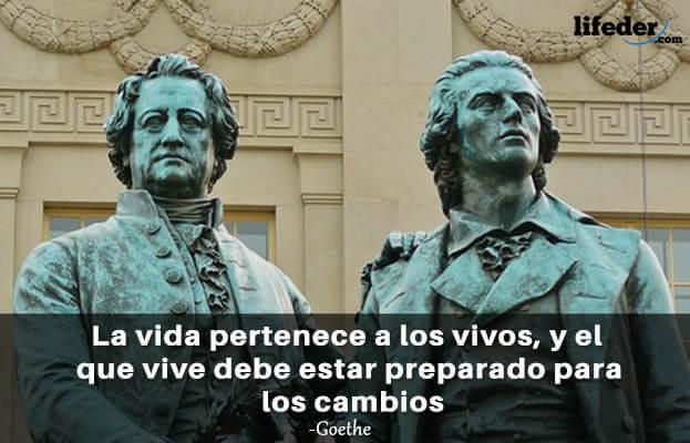 As 100 melhores frases de Johann Wolfgang von Goethe 17