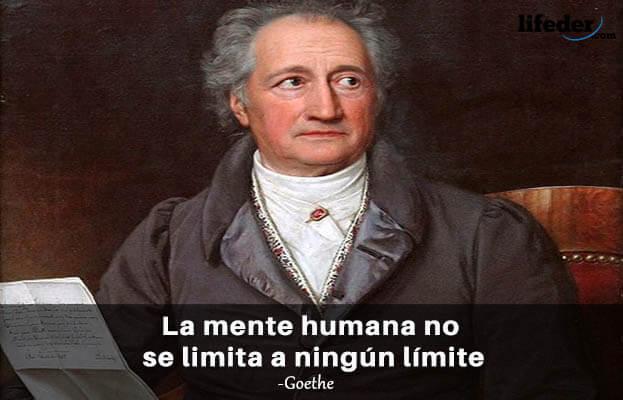 As 100 melhores frases de Johann Wolfgang von Goethe 18