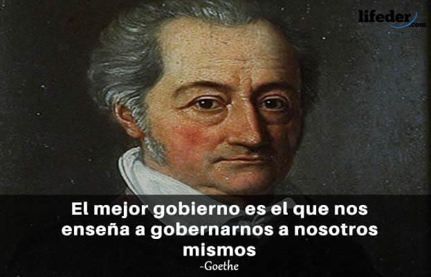 As 100 melhores frases de Johann Wolfgang von Goethe 1