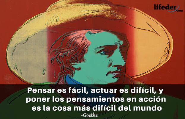 As 100 melhores frases de Johann Wolfgang von Goethe 3