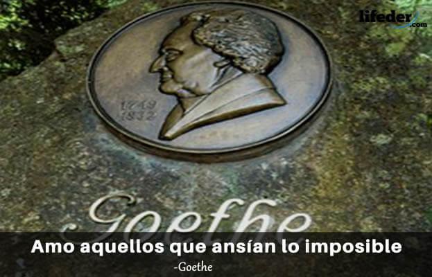 As 100 melhores frases de Johann Wolfgang von Goethe 4